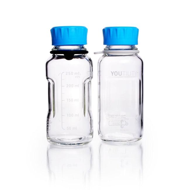 DWK Life SciencesDURAN™ YOUTILITY™ Laboratory Bottle, GL 45 250 mL DWK Life SciencesDURAN™ YOUTILITY™ Laboratory Bottle, GL 45