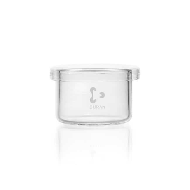 DWK Life Sciences DURAN™ Jar, with lid: Home