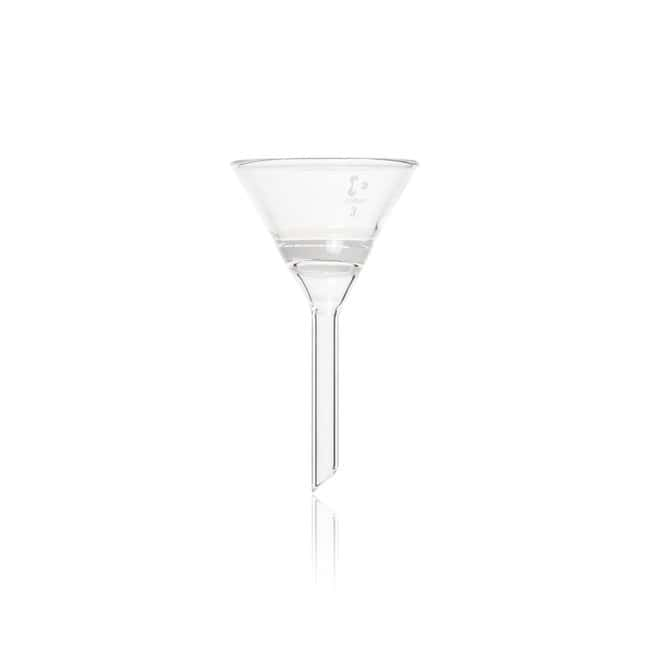 DWK Life Sciences DURAN™ Filter Funnel, conical shape Porosity 3 DWK Life Sciences DURAN™ Filter Funnel, conical shape