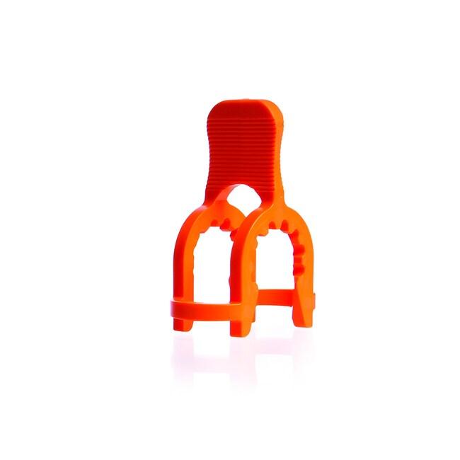 DWK Life SciencesKECK™ Clip for Spherical Joints, POM, S Orange, S 35/20 DWK Life SciencesKECK™ Clip for Spherical Joints, POM, S