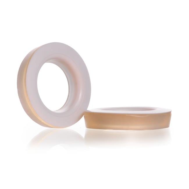 DWK Life SciencesSilicone Sealing Ring, VMQ GL 45, fits tube ID 25.0 to 27.0 mm DWK Life SciencesSilicone Sealing Ring, VMQ
