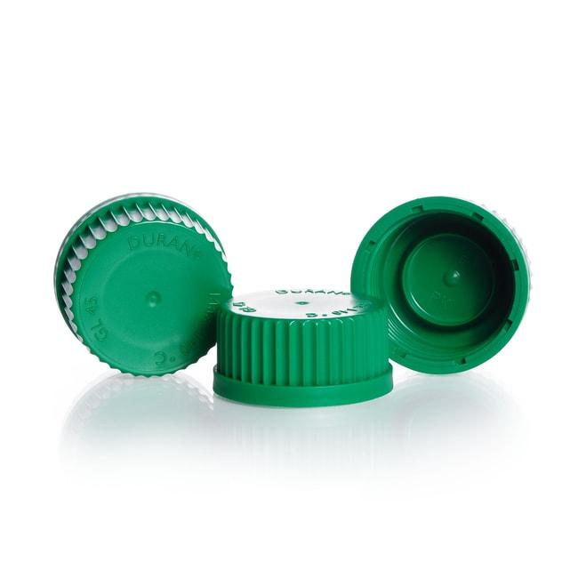 DWK Life SciencesDURAN™ Original Schraubverschluss, aus PP, mit Lippendichtung: Stopfen, Kappen und Verschlüsse Flaschen, Gefäße und Kannen