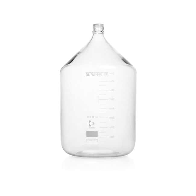 DWK Life SciencesDURAN™ PURE Bottle, with DIN Thread 20000 mL DWK Life SciencesDURAN™ PURE Bottle, with DIN Thread