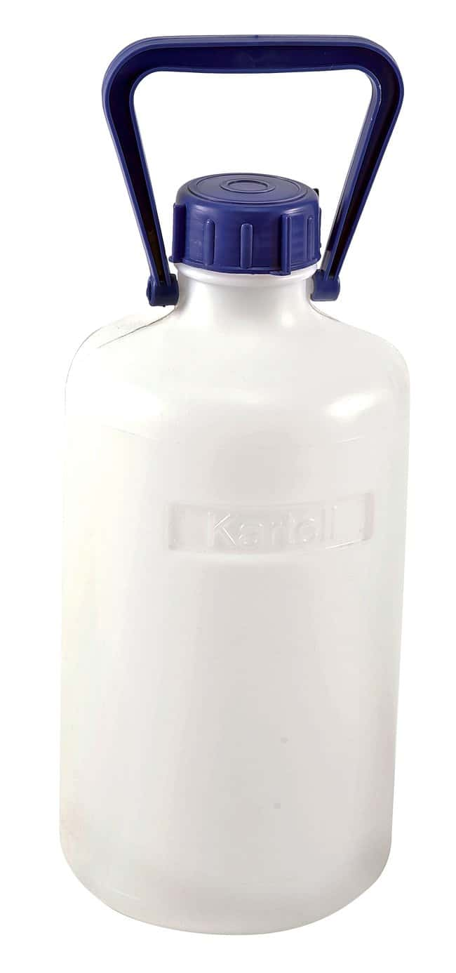 Dynalon™HDPE, Heavy Walled Carboy with Handle