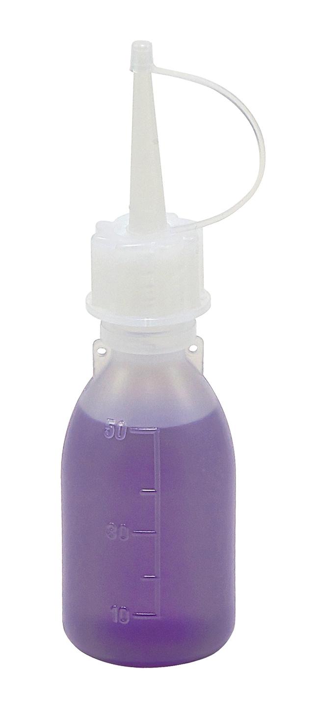 Dynalon™Long Spout Graduated Dropping Bottles