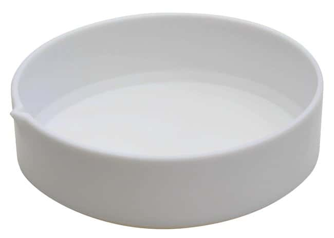 Fisherbrand Low- and Tall-Form PTFE Evaporating Dishes:Dishes, Plates and