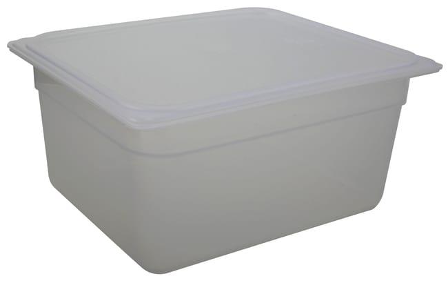 Dynalon™Transparent Pan Containers