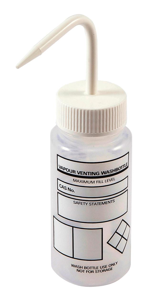 Dynalon™Azlon™ Solvent Venting Wash Bottles