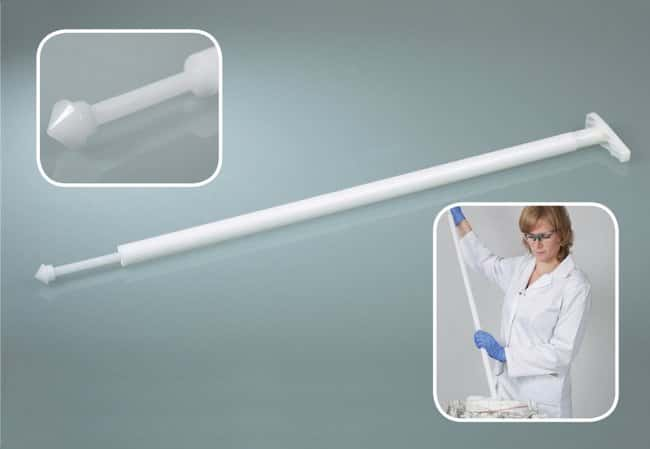 DynalonMicroDispo Single-Use DispoSampler Sterile, 500mm, 10ml:Environmental