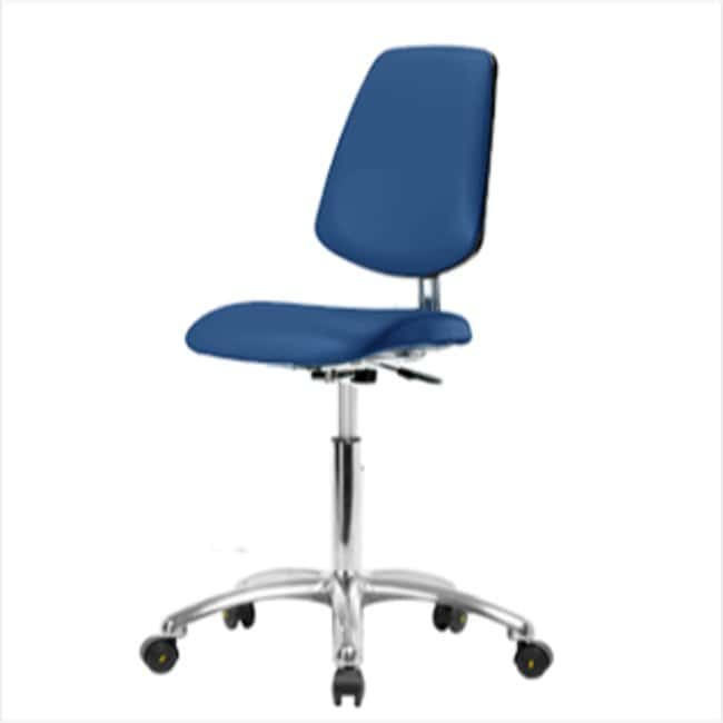 FisherbrandClass 10 Clean Room/ESD Vinyl Chair - Desk Height with Medium