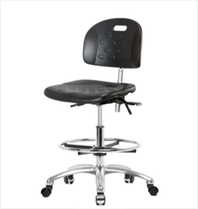 FisherbrandClass 100 Newport Industrial Poly Clean Room Chair - Medium