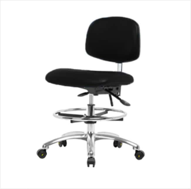 FisherbrandClass 100 Vinyl Clean Room/ESD Chair - High Bench Height with