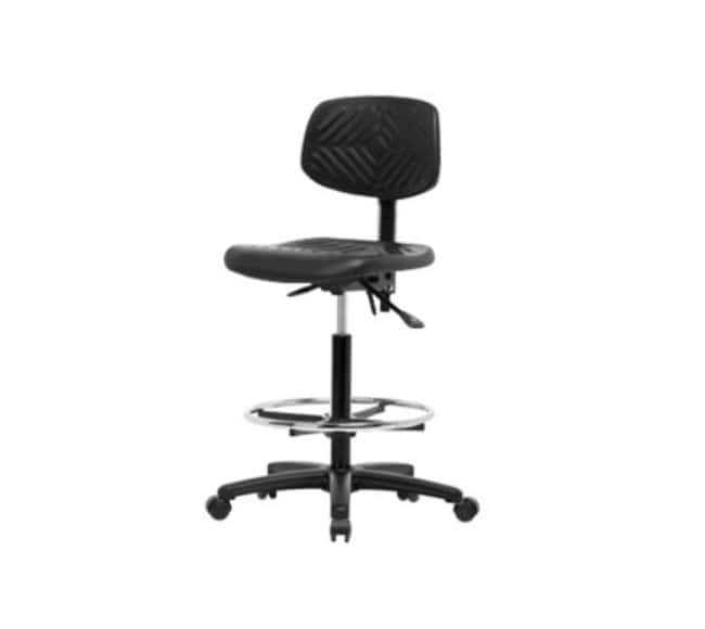 Fisher Science Education Pneumatic Polyurethane Chair with Medium Back