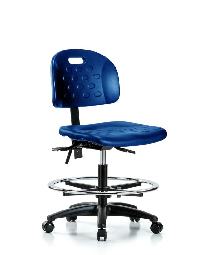 FisherbrandNewport Industrial Polyurethane Chair - Medium Bench Height