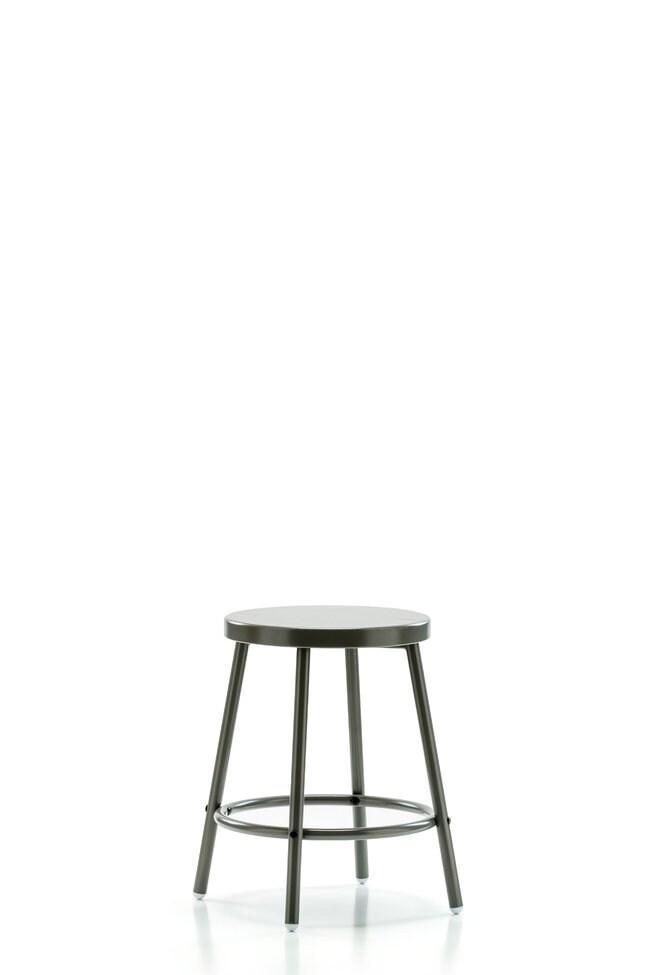 Fisherbrand4-legged Metal Stools:Furniture:Seating