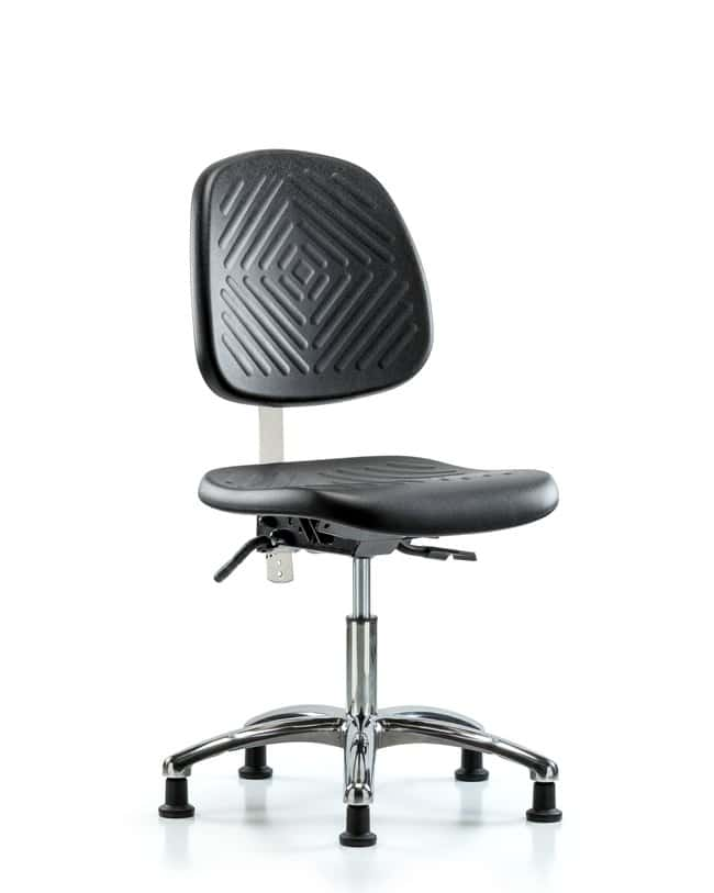 FisherbrandClass 100 Polyurethane Clean Room Chair - Desk Height with Medium