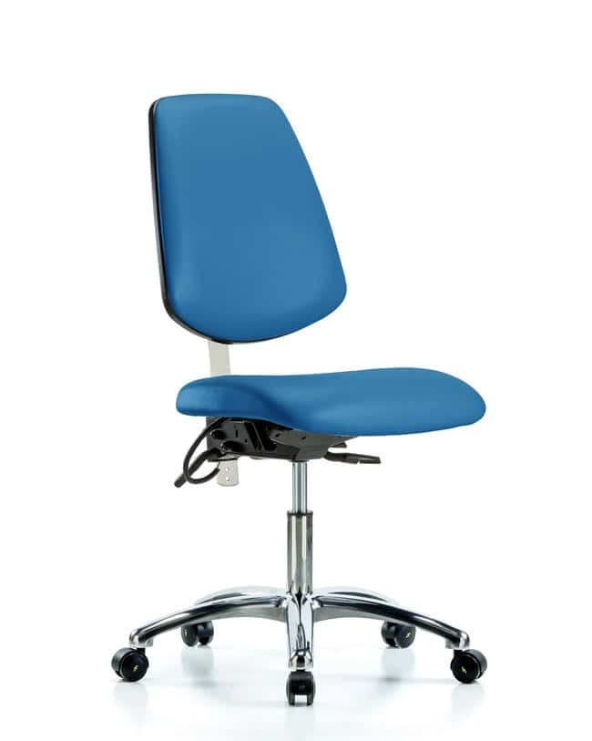 FisherbrandClass 100 Vinyl Clean Room/ESD Chair - Desk Height with Medium