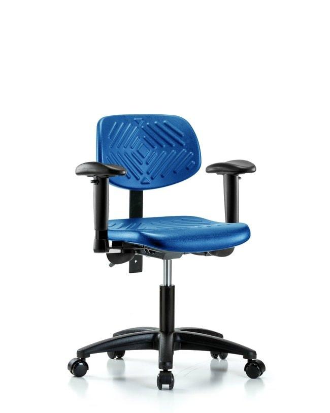 FisherbrandPolyurethane Chair - Desk Height with Seat Tilt, Adjustable