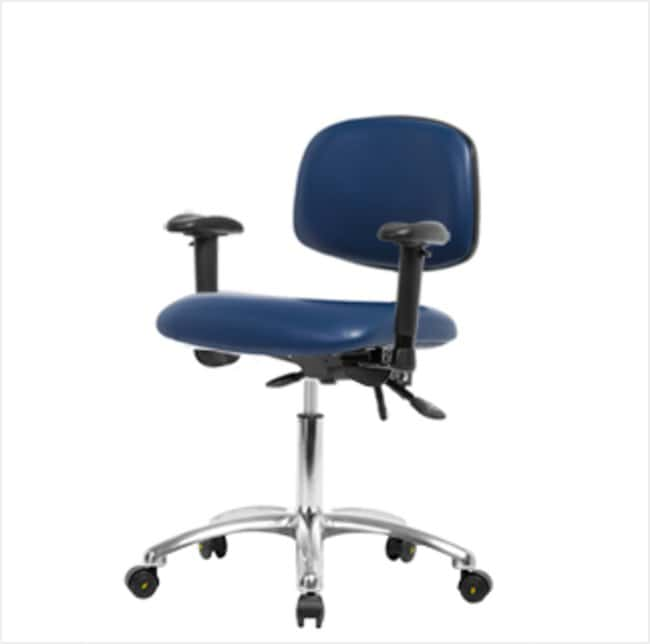 FisherbrandClass 100 Vinyl Clean Room/ESD Chair - Desk Height with Adjustable