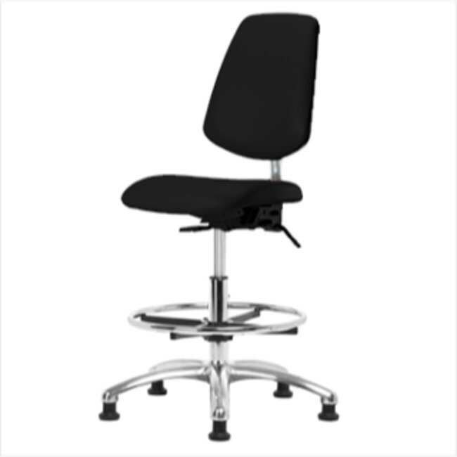 Fisherbrand Medium Bench Height Class 100 Clean Room/ESD Chair with Medium
