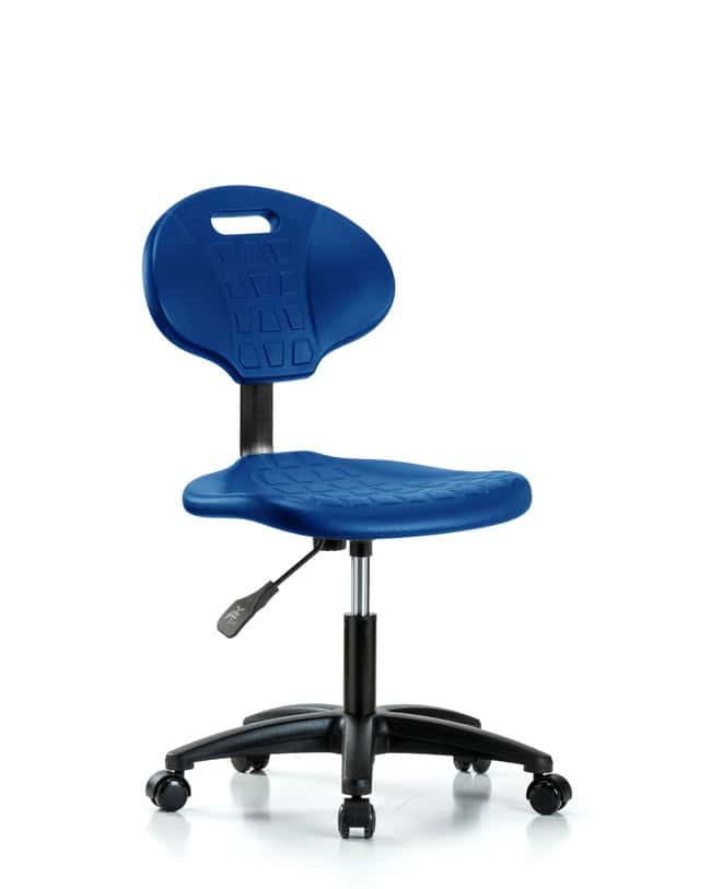 FisherbrandErie Polyurethane Chair - Desk Height with Casters in Polyurethane:Furniture:Seating