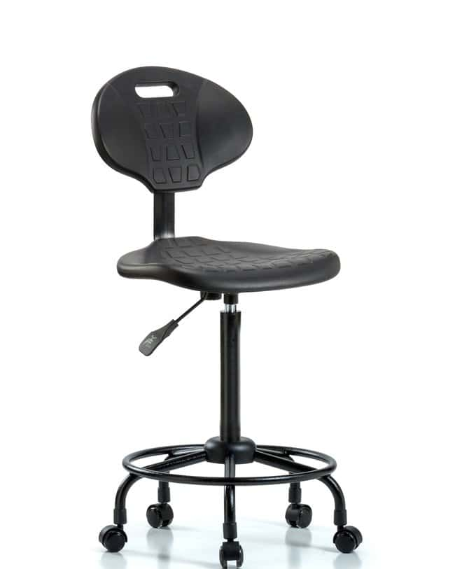 FisherbrandErie Polyurethane Chair - High Bench Height with Round Tube
