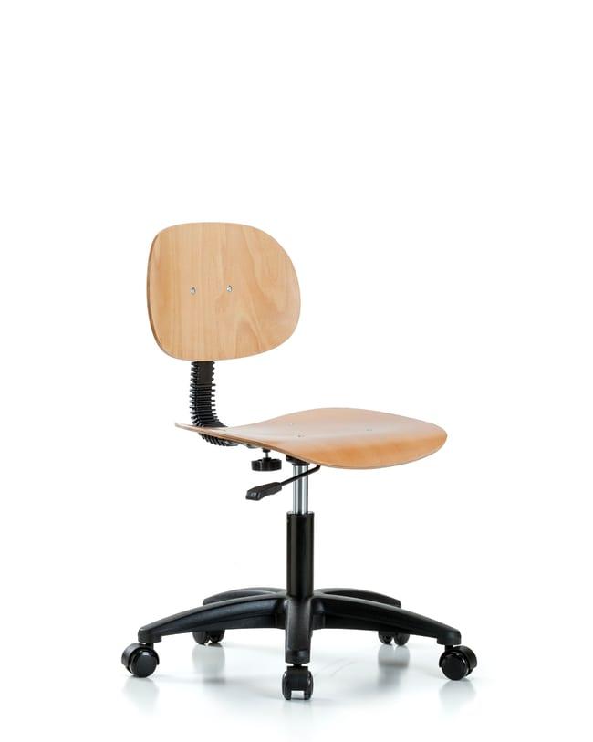 FisherbrandWood Chair - Desk Height:Furniture:Seating
