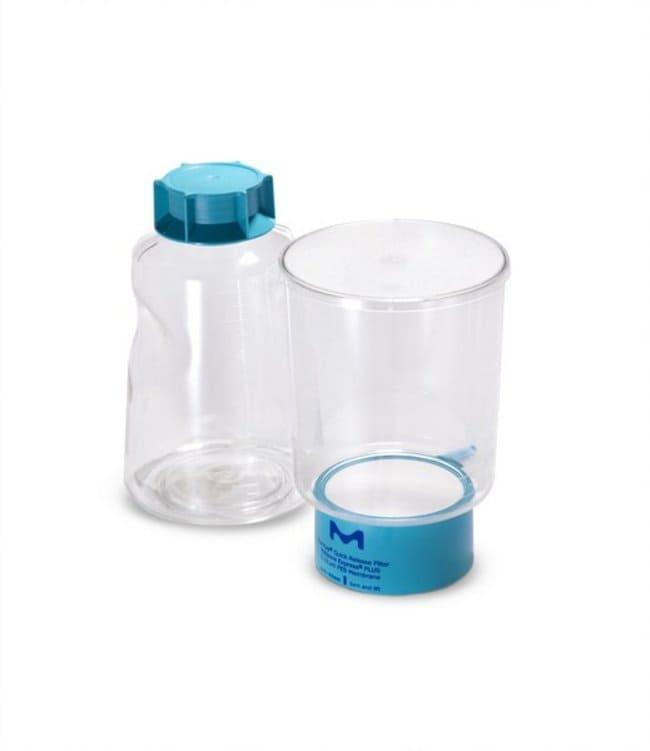 Merck MilliporeSteritop Threaded Bottle Top Filter: Bottle Tops and Filter Units Filtration