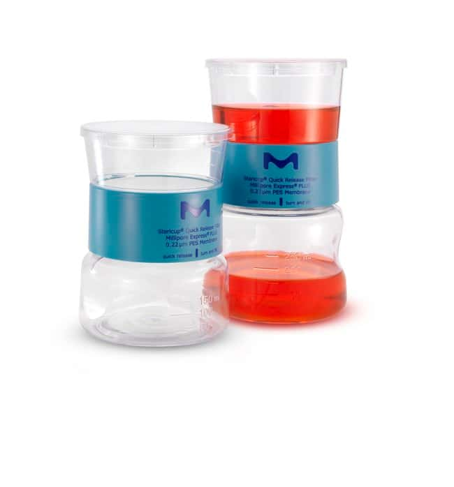 MilliporeSigma™ Stericup Quick Release-GP Sterile Vacuum Filtration System