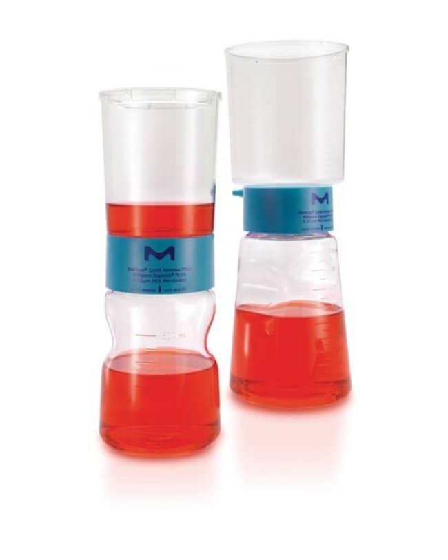 Merck MilliporeStericup Quick Release-GP Sterile Vacuum Filtration System: Bottle Tops and Filter Units Filtration