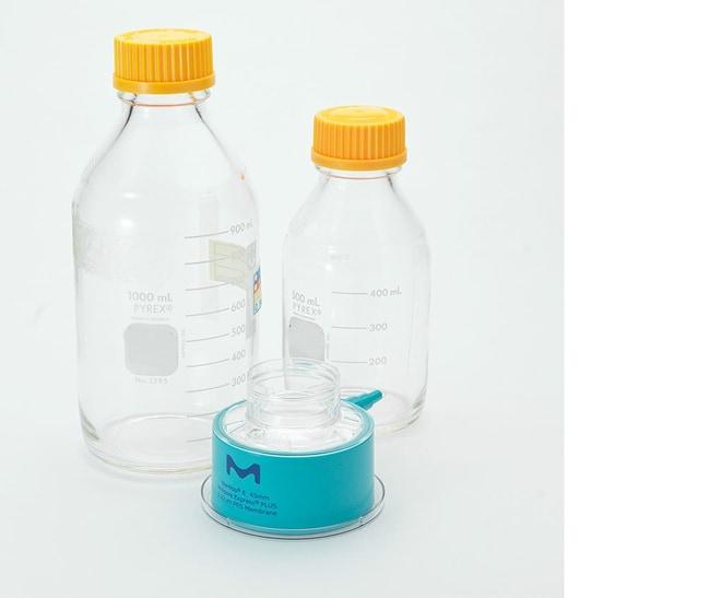 MilliporeSigma Steritop E-GP Funnel-less Sterile Vacuum Filtration System
