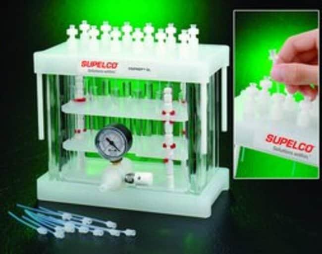 MilliporeSigma SupelcoVisiprep SPE Vacuum Manifold, DL (Disposable Liner):Solid
