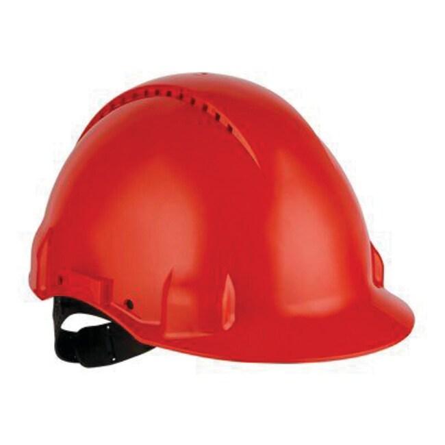 3M™Uvicator™ G3000 Safety Helmet Color: Red 3M™Uvicator™ G3000 Safety Helmet