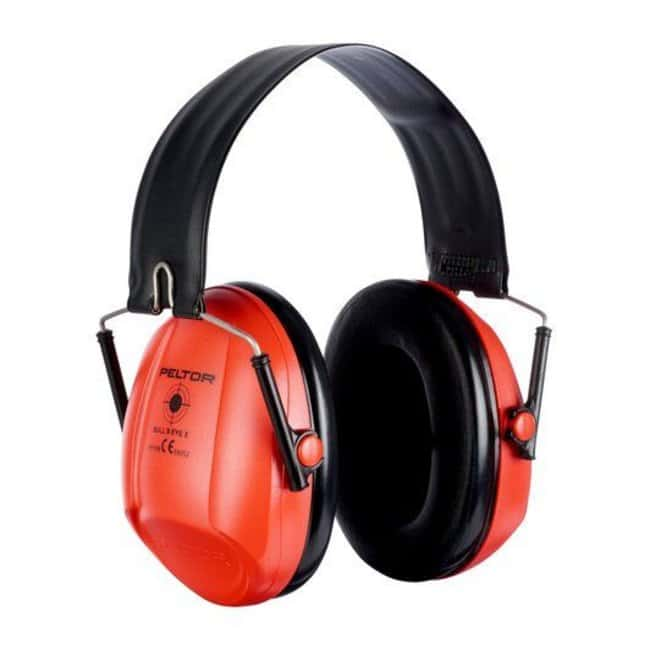 3M™ PELTOR™ Bull's Eye™ I Earmuffs Color: Red products
