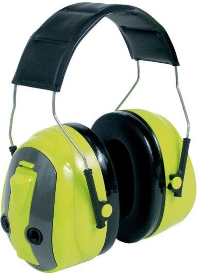 3M™PELTOR™ Optime™ Push To Listen Earmuffs: Home