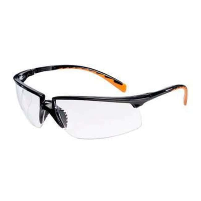 3M™ Solus™ Safety Glasses Lens Tint: Clear; Lens Type: Scratch-resistant 3M™ Solus™ Safety Glasses
