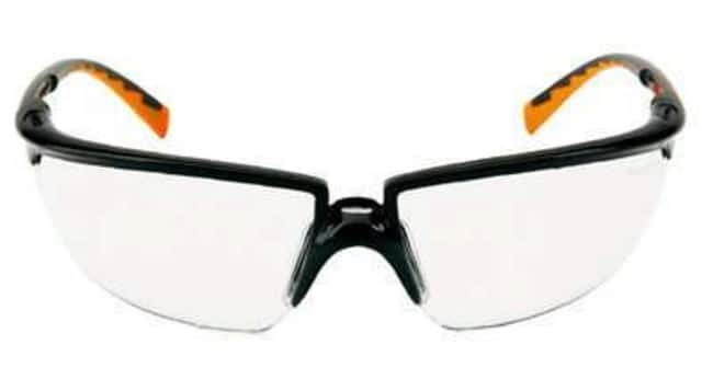 3M™ Solus™ Safety Glasses Lens Tint: Red, Mirror; Lens Type: Scratch-resistant 3M™ Solus™ Safety Glasses