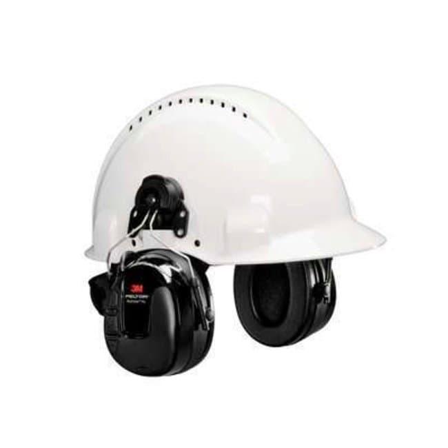 3M™PELTOR™ WorkTunes™ Pro AM/FM Radio Headset Noise Reduction Rating: 31 dB 3M™PELTOR™ WorkTunes™ Pro AM/FM Radio Headset