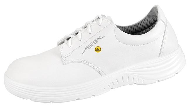 ABEBA™X-Light Weiße Sicherheitsschnürschuhe S2 Größe: 40 ABEBA™X-Light Weiße Sicherheitsschnürschuhe S2