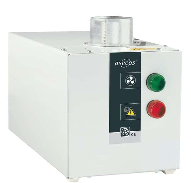 asecos™Extraction Unit For Use With (Equipment): Tall cabinets asecos™Extraction Unit
