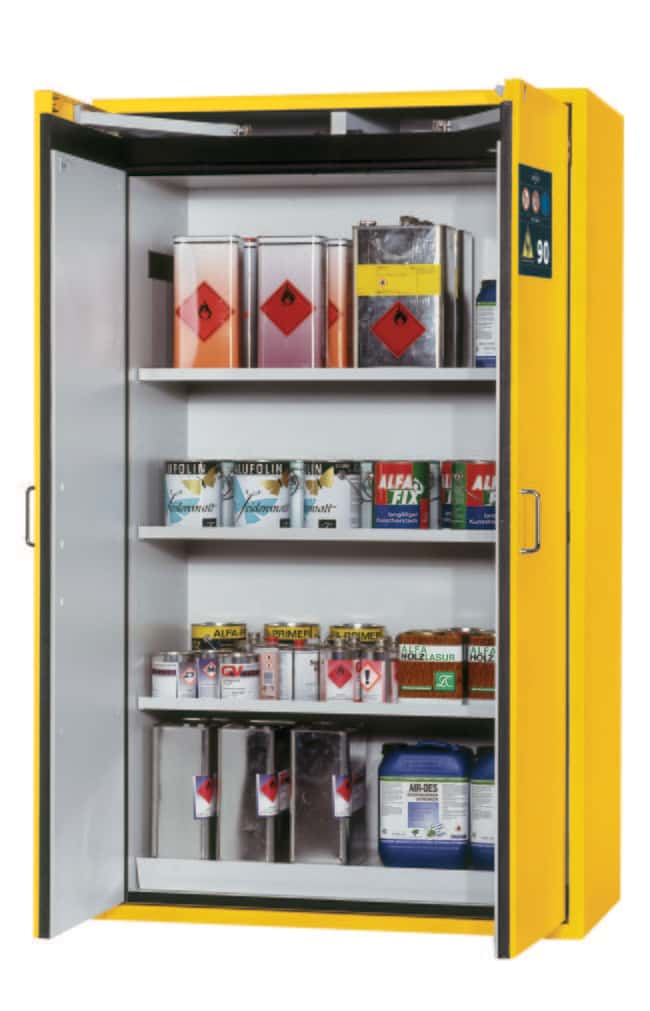 asecos™Type 90 Safety Storage Cabinet S-CLASSIC-90: Safety Cabinets Fume Hoods and Safety Cabinets