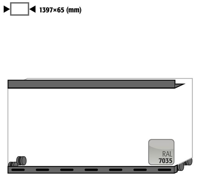 asecos™Castors with Plinth Description: For UB90 with a width of 1400 mm asecos™Castors with Plinth