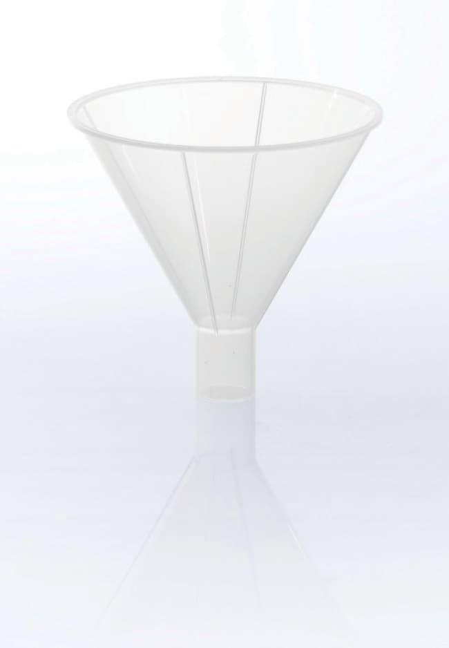 Bel-Art™ SP Scienceware™Pulvertrichter aus Polypropylen Kapazität: 248ml Einweg-Filtertrichter [Kunststoff]