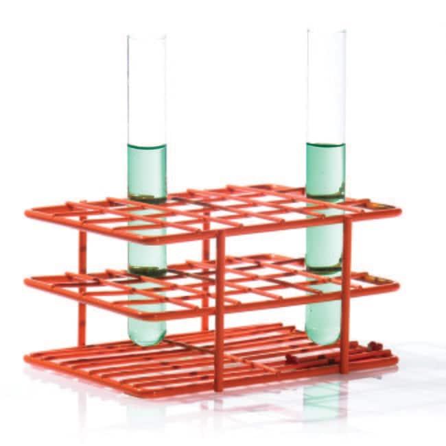 Bel-Art™Gradillas para tubos de ensayo de tamaño medio SP Scienceware™ Poxygrid™  Bel-Art™Gradillas para tubos de ensayo de tamaño medio SP Scienceware™ Poxygrid™