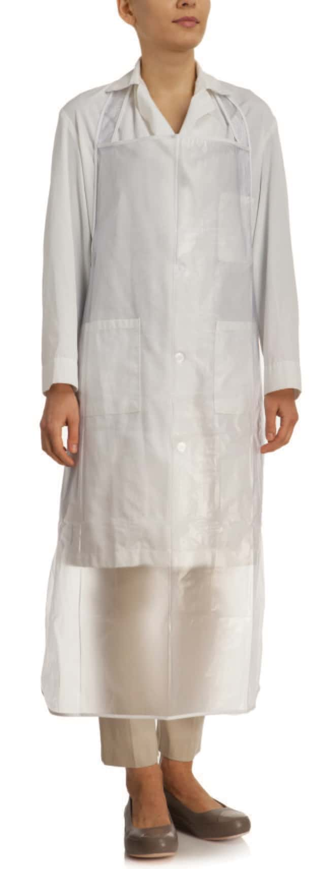 Bel-Art SP Scienceware Vikem Vinyl Aprons:Gloves, Glasses and Safety:Lab
