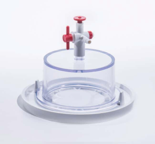 Bel-Art™ SP Scienceware™Mini-Vakuumexsikkator AD: 17.5cm Kunststoff-Vakuum-Exsikkatoren