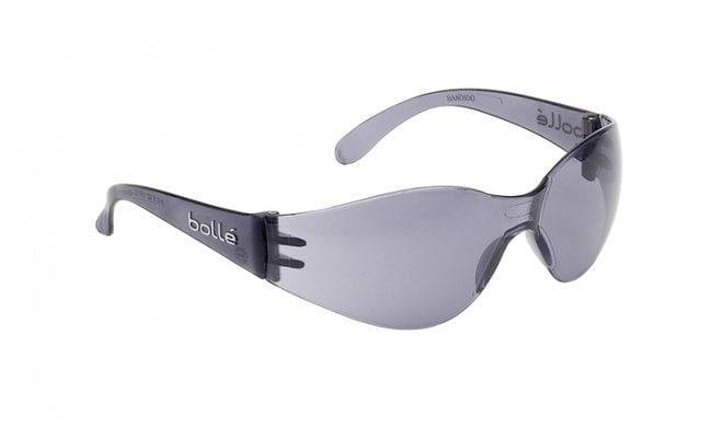 Bollé SafetyBandido Safety Glasses Smoke, Anti-scratch/fog, Impact resistant Bollé SafetyBandido Safety Glasses