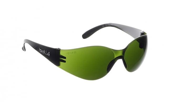 Bollé SafetyBandido Safety Glasses Shade 5, Impact resistant Bollé SafetyBandido Safety Glasses