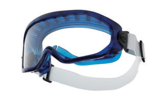 Bolle Protection™Blast Auto Clave Model Polycarbonate Safety Goggle Color: Clear Gafas de protección