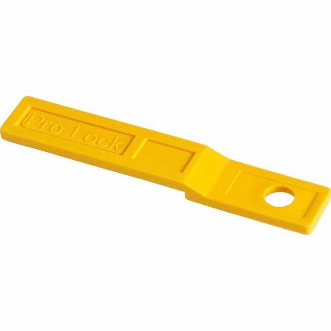 Brady™Polypropylene Operating Tool Color: Yellow Brady™Polypropylene Operating Tool